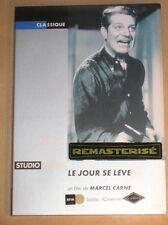 DVD / LE JOUR SE LEVE / GABIN / EDITION STUDIO CANAL / NOMBREUX BONUS / NEUF