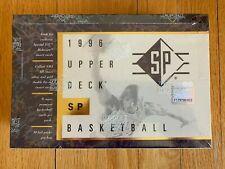 1995-96 UD SP BASKETBALL HOBBY BOX UPPER DECK KEVIN GARNETT RC? MICHAEL JORDAN?