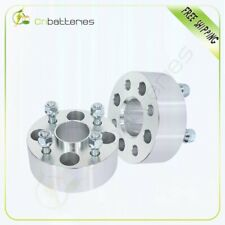 """2 pcs 4x100 2"""" wheel spacers 12x1.5 studs for 86-2001 ACURA INTEGRA CB 56.1mm"""
