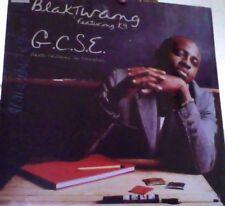 """Blak Twang G.C.S.E. vinyl 12"""""""