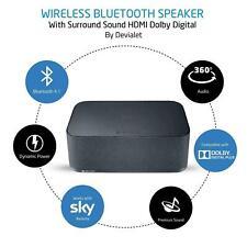 Devialet Soundbox Bluetooth 4.1 Wireless Home Cinema Premium Soundbar
