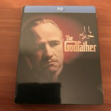 The Godfather Steelbook (Blu-ray Disc)