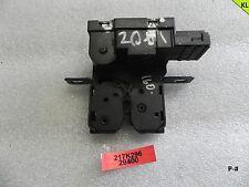 Peugeot 407 Zentralverriegelung Tailgate Central Locking Mechanism 9648254780