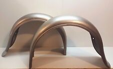 Ford Model A Coupe Roadster Cabriolet Truck Steel Rear Fender Pair 1930-1931