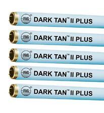 Tanning Bed Lamps Bulbs Wolff Dark Tan Plus F71 T12 100W Ovations Lot of 34