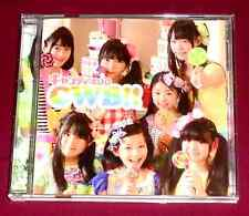 JAPAN:CANDY ZOO - CBW Cd Single,JPOP, Idol,OBI,J-Pop,Teen,Idol Pop,2016