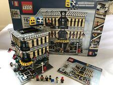 LEGO CREATOR- GRAND EMPORIUM- 10211 MODULAR BUILDING - RARE -100% COMPLETE BOXED