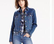 Women's Size Large Denim NWT New Jean Jacket Hot