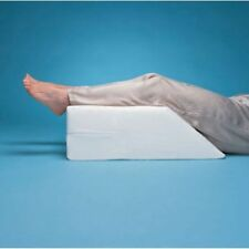 Leg Elevation Wedge Elevator Pillow Varicose Veins Rest Improve Circulation S