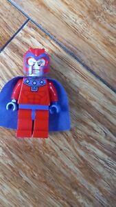 LEGO minifigure magneto super heroes