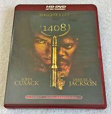 1408 - Director's Cut - (2007) -- HD DVD - Rare - Netherlands