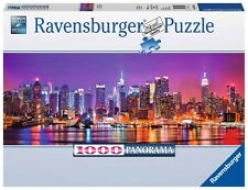 RAVENSBURGER 15078 LUCES DE MANHATTAN LIGHTS NEW YORK Puzzle 1000 Piezas Jigsaw