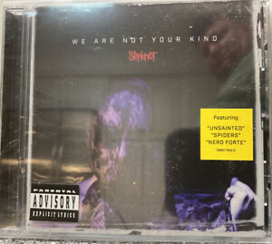 Slipknot - We Are Not Your Kind [New CD] Explicit