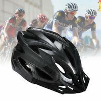 Women Men Black Adults MTB Road Bike Bicycle Cycling Sports Helmet Adjustable