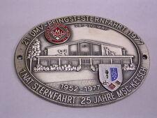 21. DMV-Pfingst-Sternfahrt 1977, 1.Nat. Sternfahrt 25 Jahre MSC-Ketsch 1952 e.V.