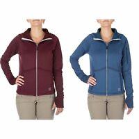 5.11 Women's Horizon Hoodie 2.0 Tactical Workout Jacket, Style 62074, Sizes S-XL