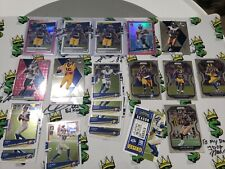 La Rams Lot Cam Akers Rated Rookie Pink Optic... Prizm Mosaic