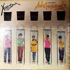 X Ray Spex en ausencia de gérmenes adolescentes 12 Track Vinilo álbum Punk