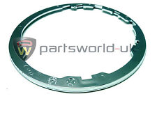 Fiat 500 Gear Lever Gaiter Chrome Effect Base Ring - 71775055 Brand New Genuine