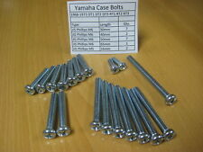 ENGINE COVER  BOLTS Yamaha Enduro DT1 DT2 DT3 RT1 RT2 RT3 68-73 JIS PHILLIPS