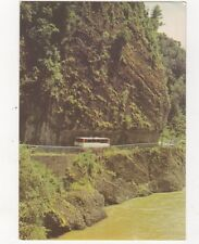Hawks Crag Buller Gorge & Buller River New Zealand Postcard 932a