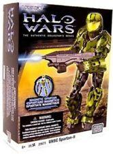 Halo Unsc Spartan Ii Mega Bloks Figura De Acción 26 un.