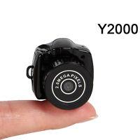 HD Mini Camera Web Cam Video Recorder Camcorder DVR Spy Hidden Pinhole Smallest