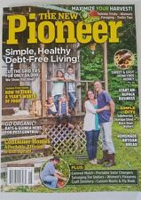 THE NEW PIONNER APRIL 2017 SIMPLE, HEALTHY DEBT FREE LIVING BRAND NEW MAGAZINE