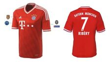 Trikot Adidas FC Bayern 2013-2014 Home Ribery 7 I Champions League WC