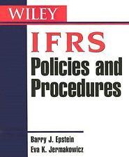 NEW - IFRS Policies and Procedures