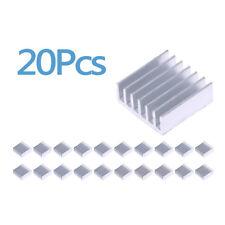 20stk/set Aluminum Kühlkörper Kühler Kühlung Für Raspberry Pi Neu Pop