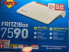 Neue AVM fritzbox 7590 Art Nr. 20002784 Supervectoring