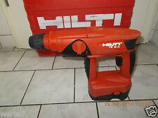 HILTI Akkuschlagschrauber/Bohrhammer TE 2A+24Vmit AKKU+Koffer,geprüft,von PRIVAT