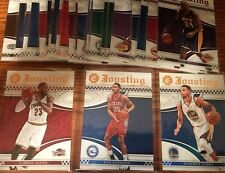 JOUSTING COMPLETE INSERT SET 2016-17 EXCALIBUR 1-30 BEN SIMMONS RC KOBE LEBRON