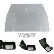 Metal Base Plate Fit For Harley Touring Road King Street Glide FLHT FLHRC 93-13