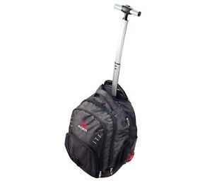 Edea Trolley Wheeled Figure Ice Skate Backpack With Handle