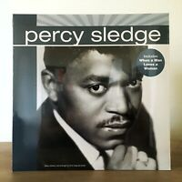 LP - PERCY SLEDGE: Various Artists (2016) - Vinyl (Import CANADA) NEW-SEALED