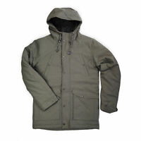 LAKEVILLE MOUNTAIN Mount Inyo Herren Winter Jacke Grau