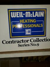 Weil McLain Contractor Collection Series #9 GMC Tractor, Great Dane Trailer