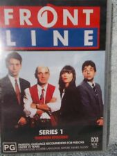 FRONTLINE SERIES 1 ROB SITCH,,BRUNO LAWRENCE(2 X DISC BOXSET)DVD PG R4