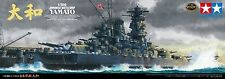 Tamiya 1/350 Imperial Japanese Navy  Battleship Yamato Kit 78025