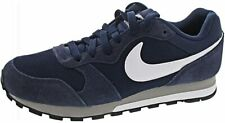 Nike MD Runner 2  Mens Trainers 749794 410 Midnight Navy/White-Wolf  Size 10.5