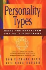 Personality Types by Don Richard Riso (Paperback, 1996)