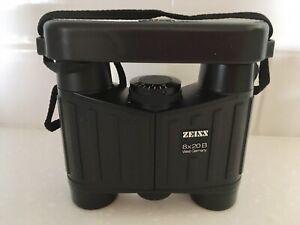 New Zeiss Vintage Classic Rubberized 8x20B Mini Binoculars