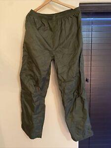 NWT Magellan XL Dark Green Waterproof Pants