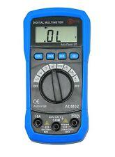 AideTek auto multimeter tester ohm AC DC  buzz temp backlight vs w/ FLUKE ADM02