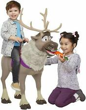Frozen 2 Sven Large Reindeer Sit On Disney Sounds Talks Kid Size Play Pet Toy