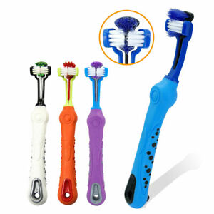 Pet Cat Dog Toothbrush Dog Brush Addition Bad Breath Tartar Teeth Dental Care