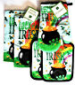 ST PATRICKS DAY COMPLETE KITCHEN TOWEL SET.TOWELS POT HOLDERS OVEN MITT..FESTIVE