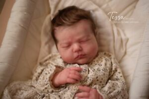 PROTOTYPE Tessa Realborn Girl ~ Reborn by Nikki Johnston ~ IIORA